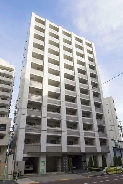 港区三田1丁目 【賃貸居住】マンション