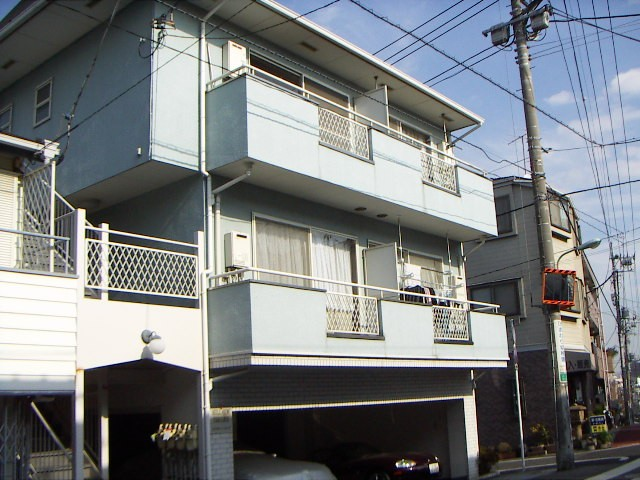品川区小山6丁目 【賃貸居住】アパート