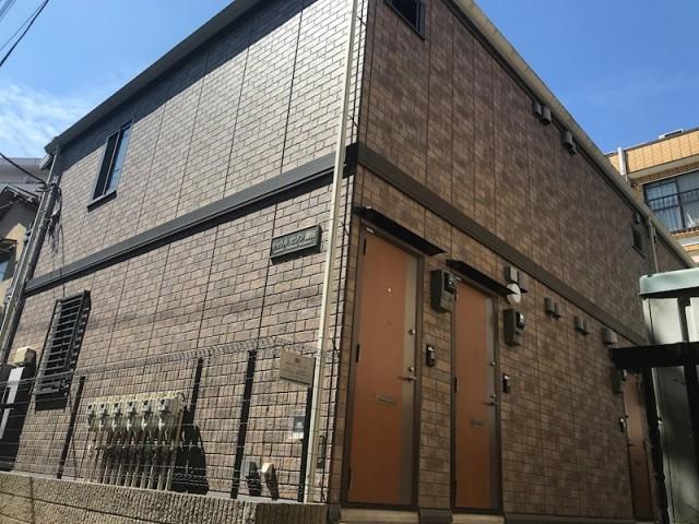 大田区蒲田1丁目 【賃貸居住】アパート