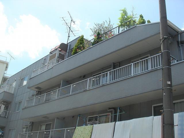 目黒区青葉台1丁目 【賃貸居住】マンション