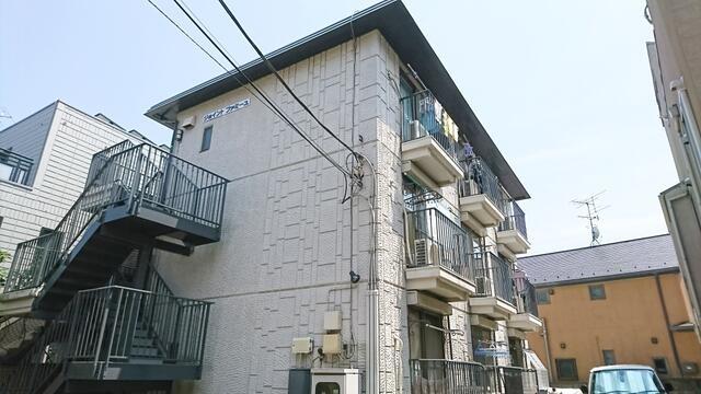大田区南雪谷1丁目 【賃貸居住】マンション