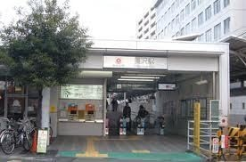 奥沢駅(周辺)