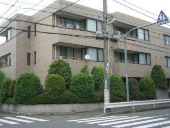 世田谷区上用賀4丁目 【賃貸居住】マンション