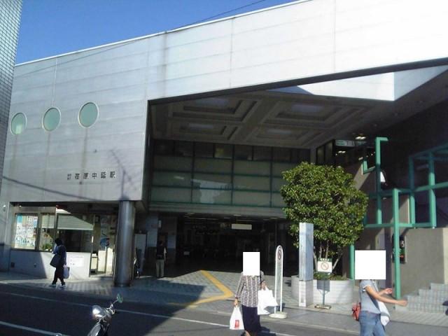 荏原中延駅(周辺)