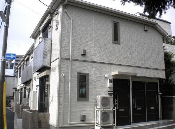 品川区大井4丁目 【賃貸居住】アパート
