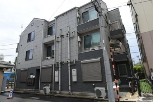 大田区新蒲田2丁目 【賃貸居住】アパート