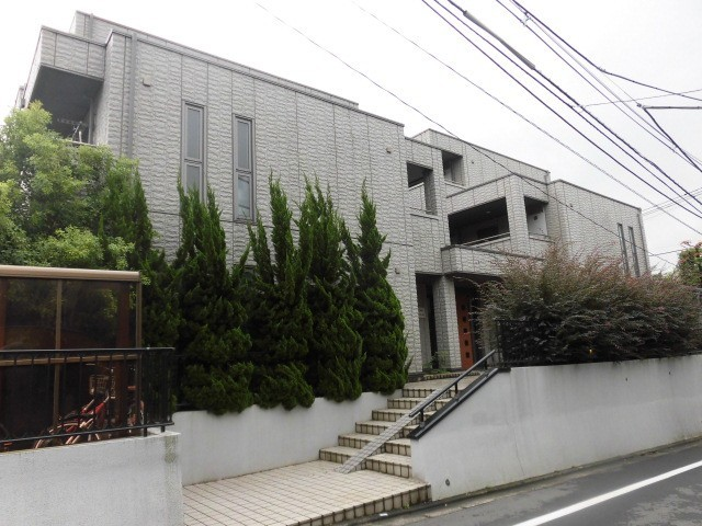 目黒区柿の木坂1丁目 【賃貸居住】マンション
