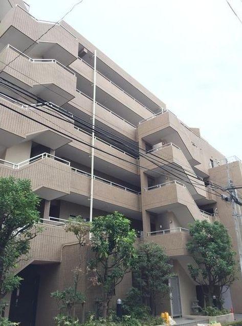 品川区東大井6丁目 【賃貸居住】マンション