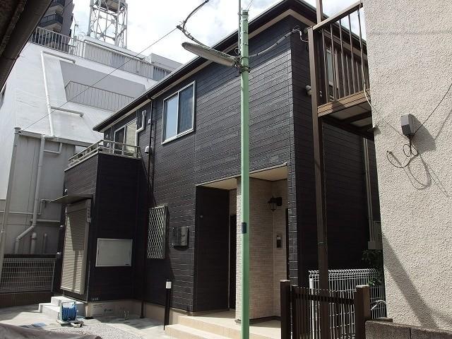 品川区中延2丁目 【賃貸居住】アパート