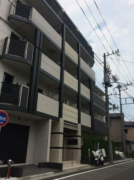 大田区大森東5丁目 【賃貸居住】マンション