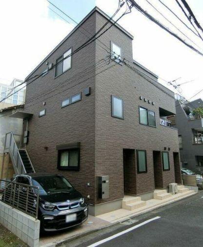 渋谷区広尾2丁目 【賃貸居住】アパート