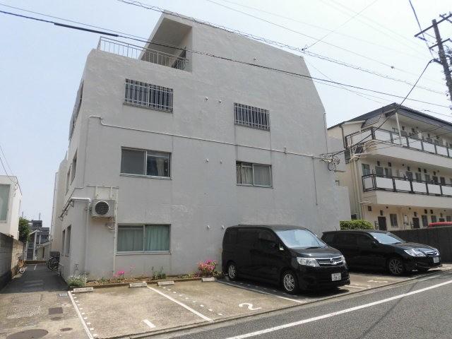 大田区上池台4丁目 【賃貸居住】マンション