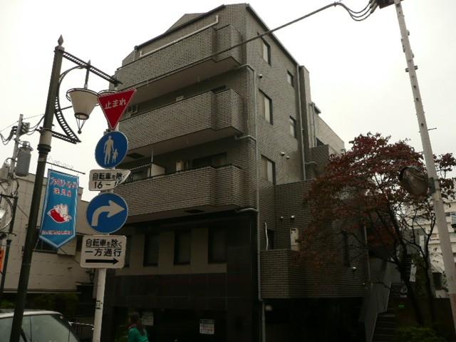 大田区上池台2丁目 【賃貸居住】マンション