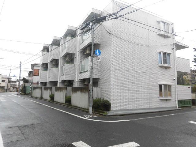 大田区上池台1丁目 【賃貸居住】マンション